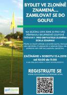 Golf pro Zloníňany 1